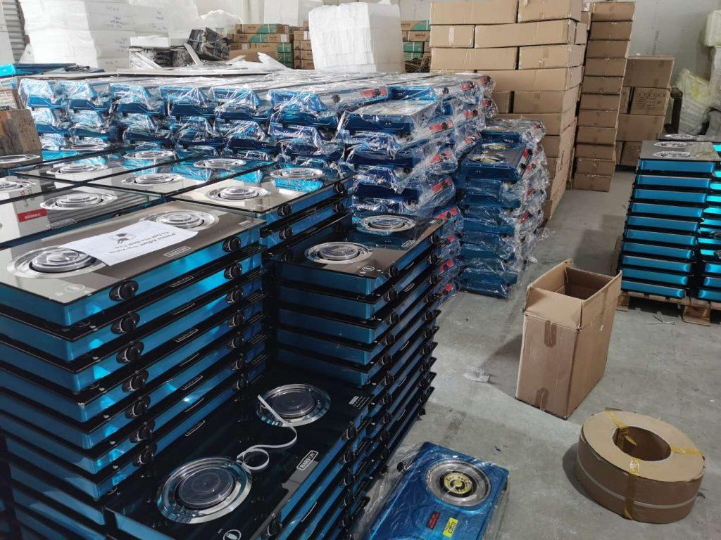 燃气灶具制造商,炉灶加工生产企业,客信燃气灶工厂