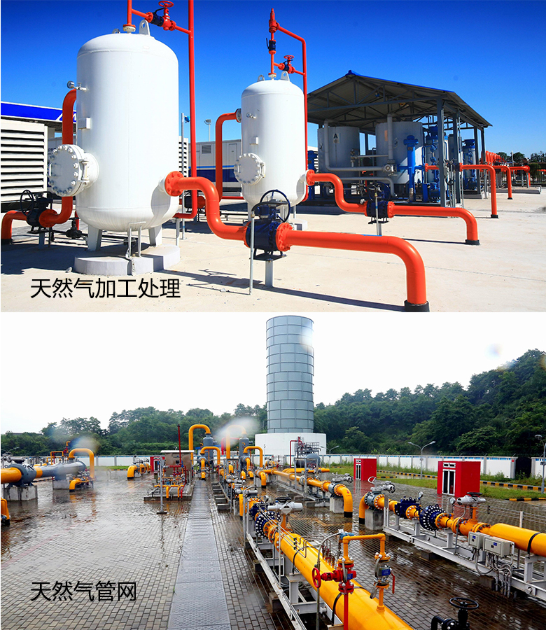 天然气管网