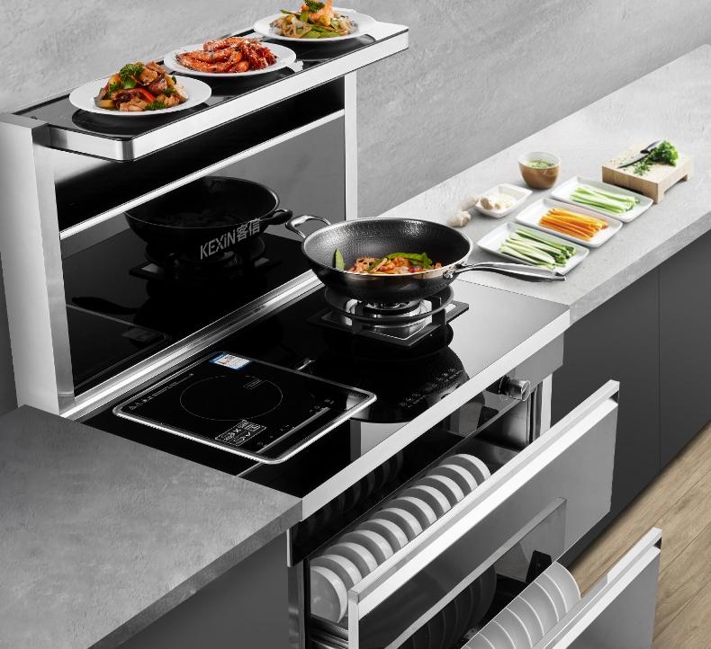 高档智能厨房集成灶具品牌